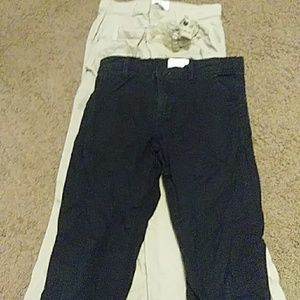 Children's Place Bottoms - Uniform girl school pants